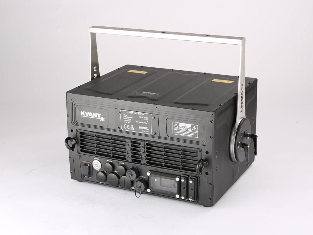 Kvant Spectrum IP65 Rückseite