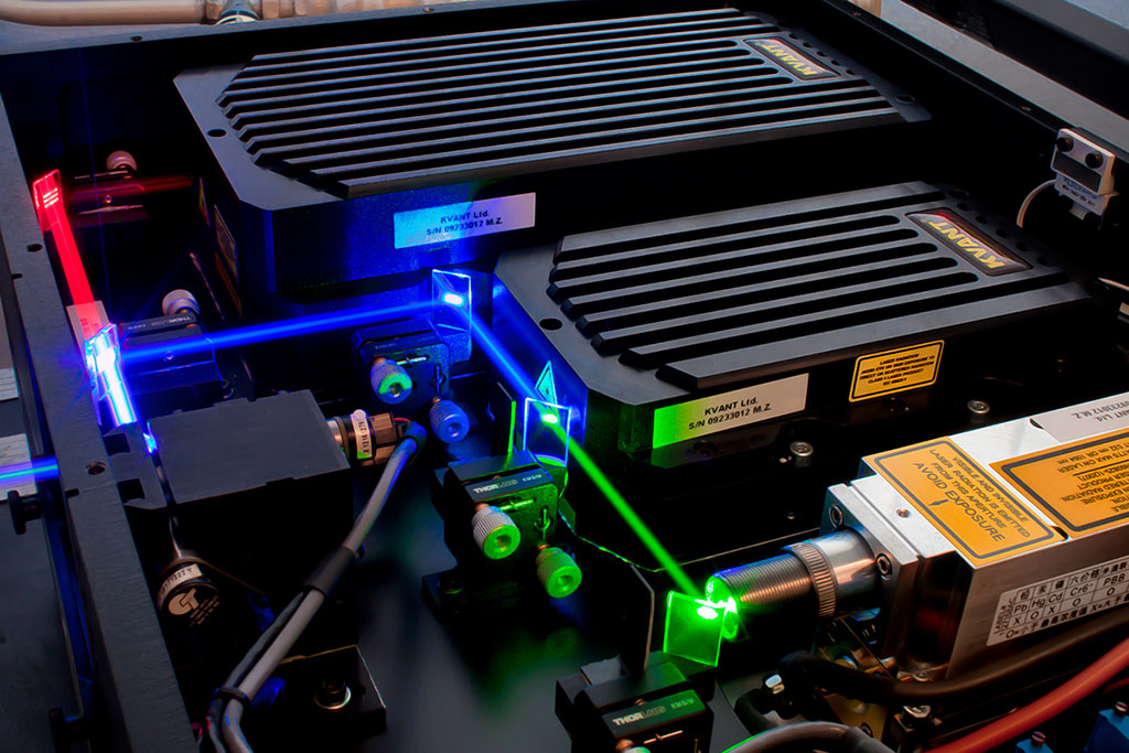 Kvant Laser High-End-Lasermodule