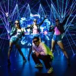 Kvant Laser Stage Shows