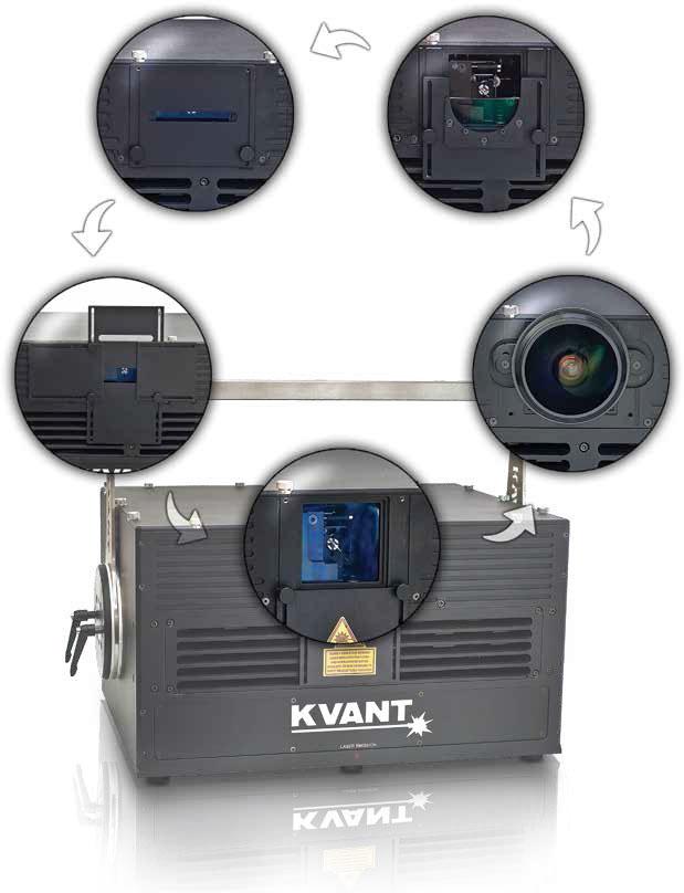 kvant-laser-halterungen